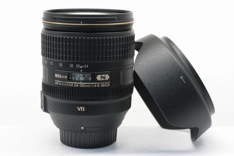Nikon AF-S24-120/4G