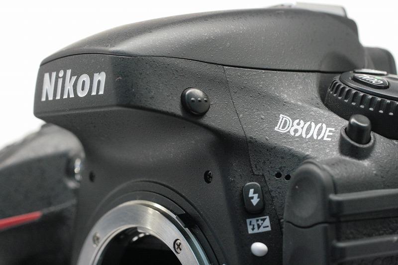 ニコン D800E