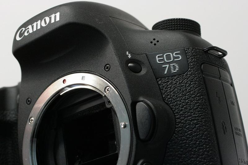 キヤノン EOS 7D