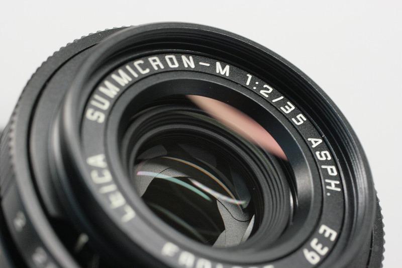 ライカ SUMMICRON-M 35/2 ASPH