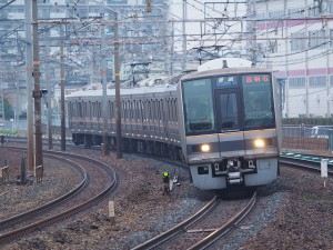 M40-150+テレコン鉄道②
