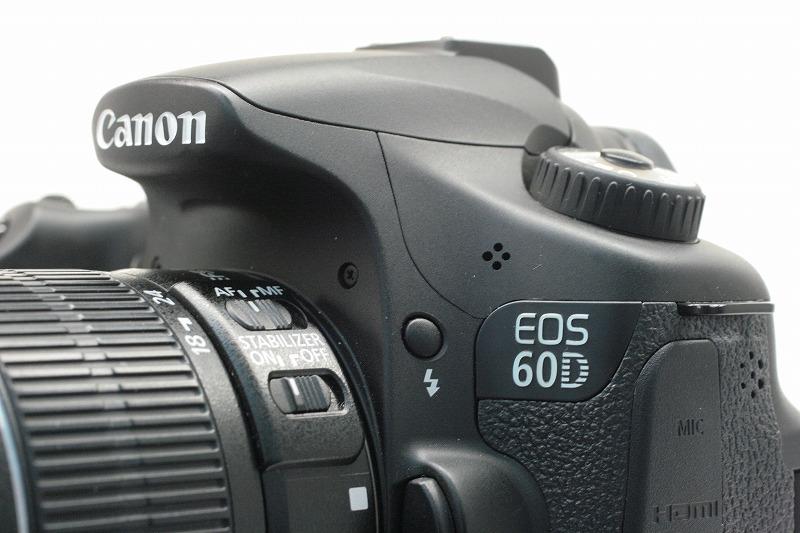 CANON EOS 60D 18-55