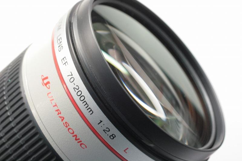 キヤノン EF70-200/2.8 L USM