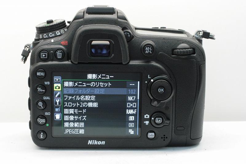 ニコン D7100