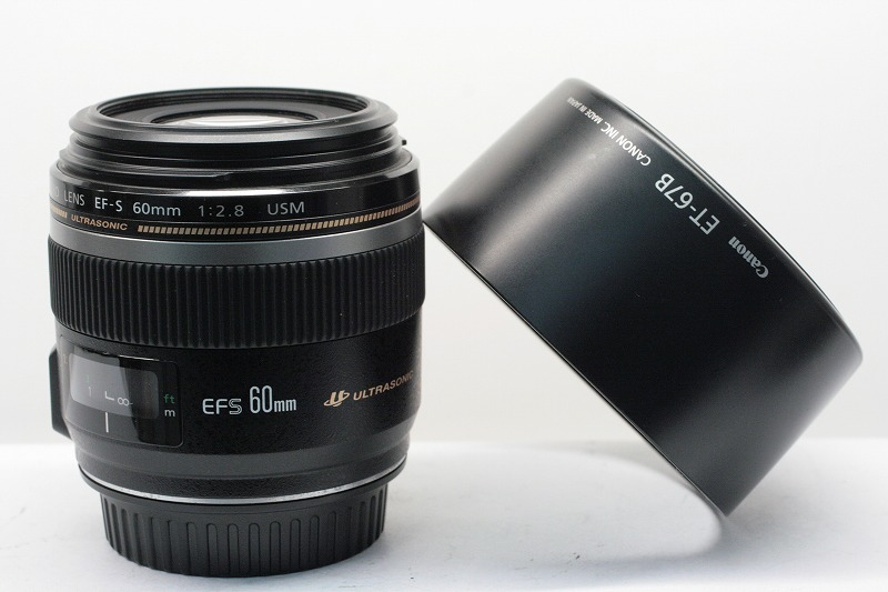 Canon MACRO EF-S 60/2.8 USM