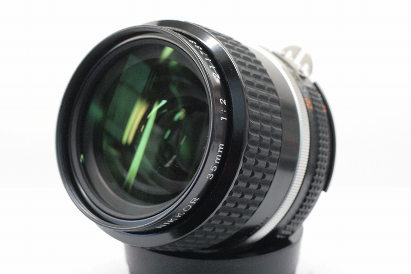 Nikon  AI-S 35/2