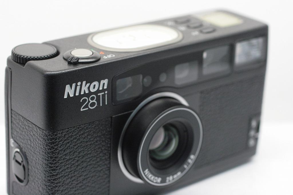 ニコン 28TI