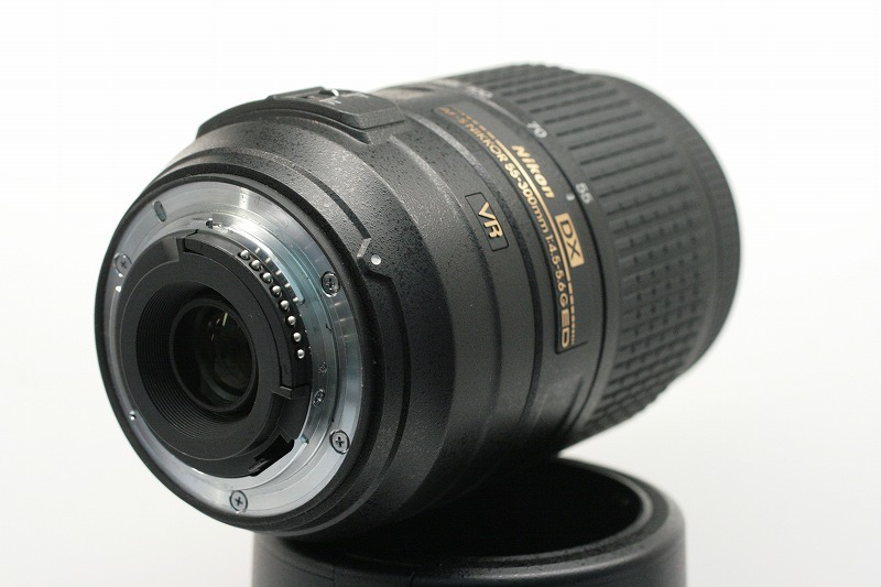 Nikon  AF-S DX55-300/4.5-5.6G VR
