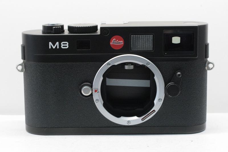 LEICA M8 ブラック