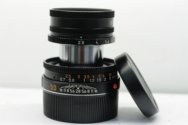 LEICA  ELMAR-M 50/2.8