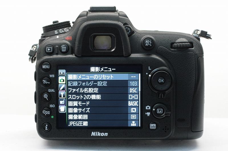 ニコン D7100 16-85