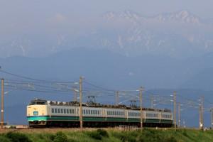 東富山~水橋 北越