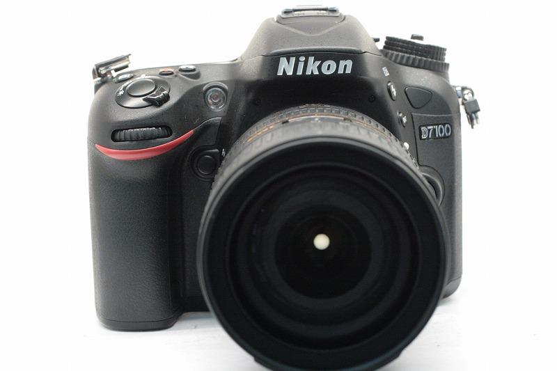 Nikon D7100 16-85