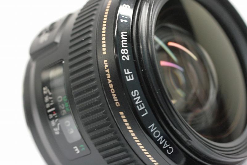 Canon  EF28/1.8 USM