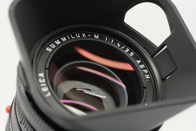 ライカ SUMMILUX-M 35/1.4 ASPH