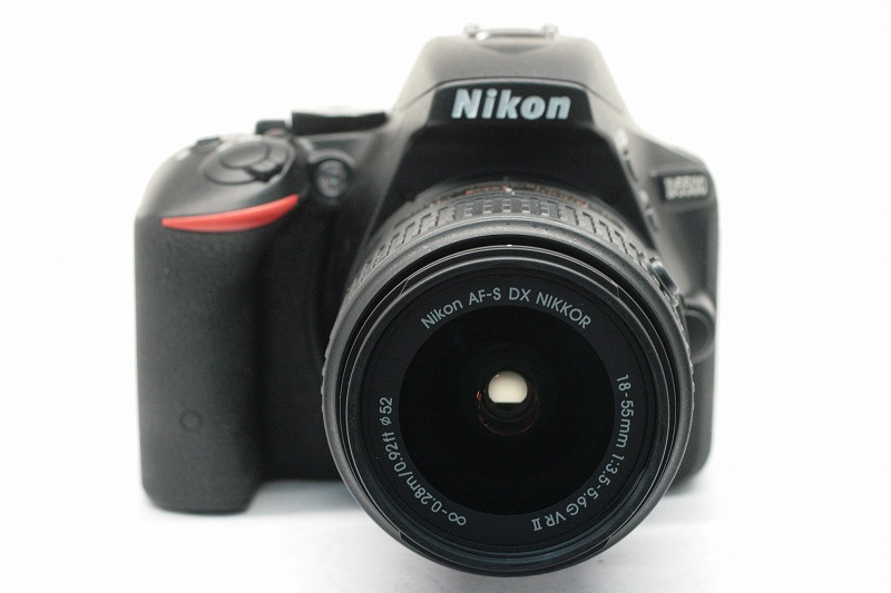 Nikon D5500 18-55VR