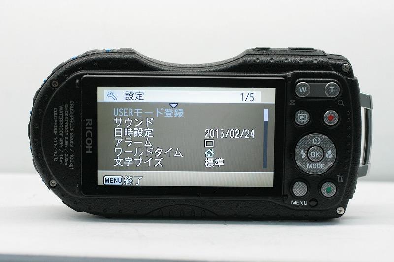 WG-4 GPS