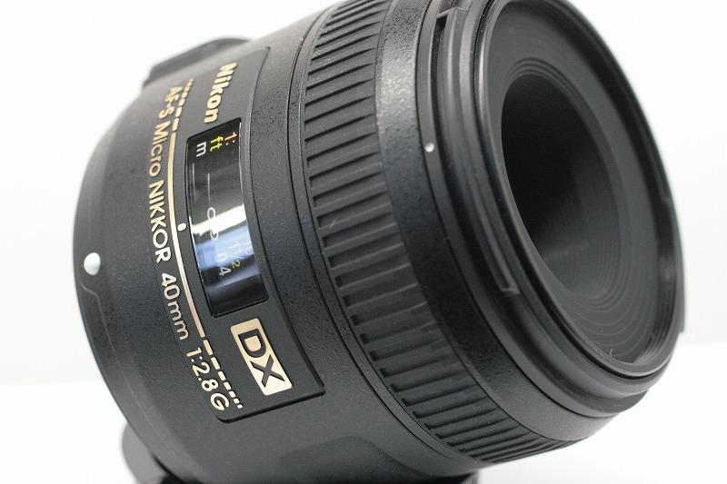 ニコン AF-S DX Micro 40/2.8G