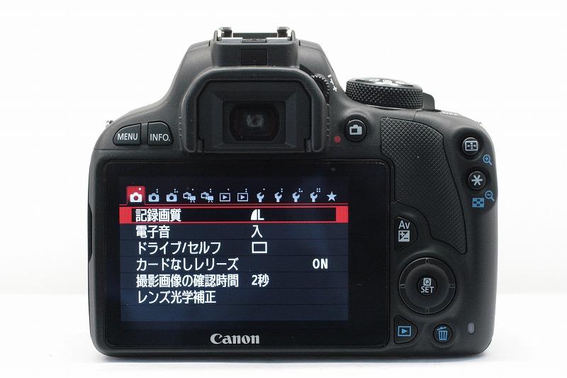 キヤノン KissX7 EF-S18-55 IS STM