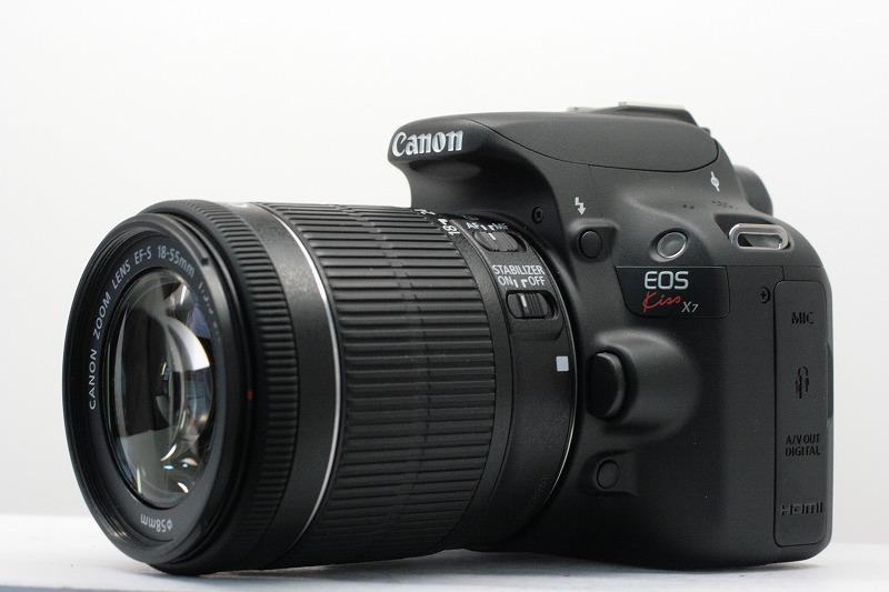 KissX7 EF-S18-55 IS STM