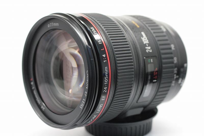 キヤノン EF24-105/4L IS USM