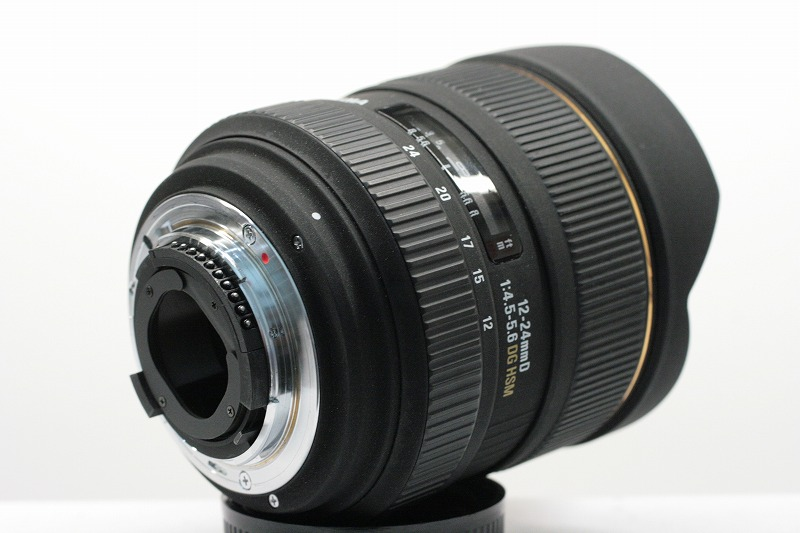 SIGMA AF12-24/4.5-5.6 DG HSM Nikon用