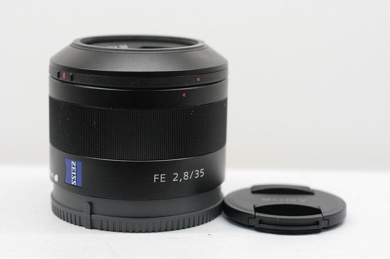 SONY Sonnar FE35/2.8 ZA