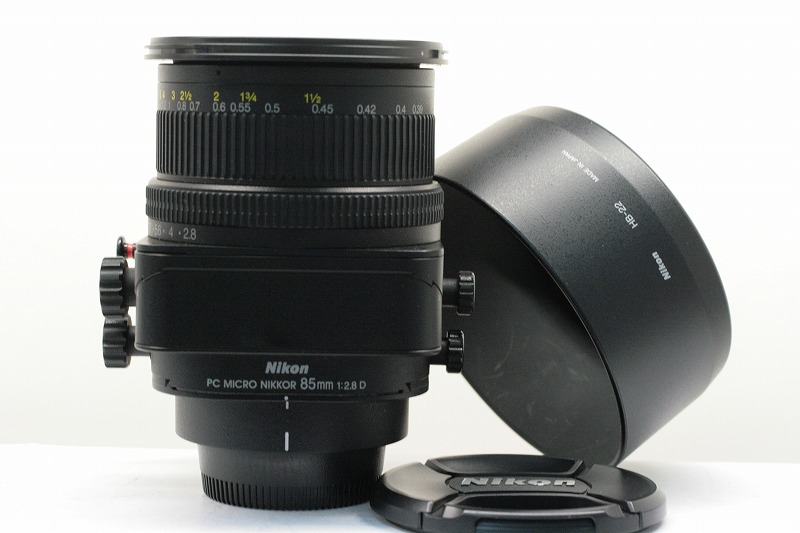 Nikon PC Micro 85/2.8D