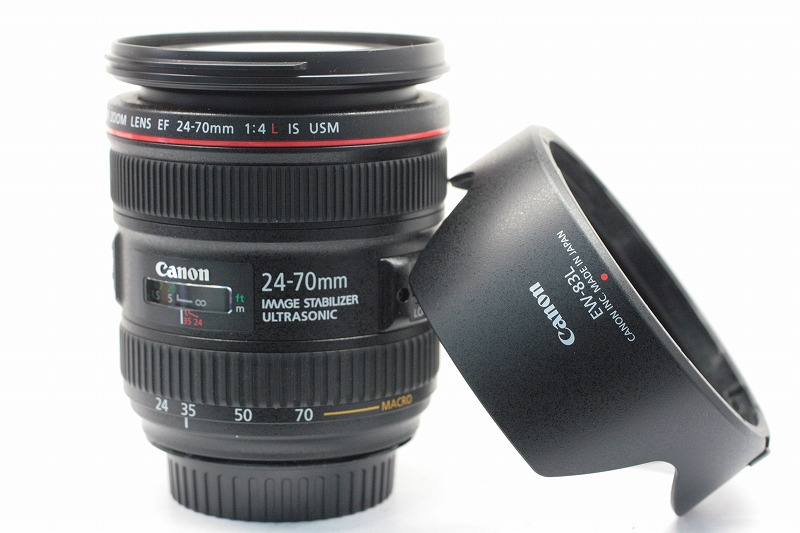 Canon EF24-70/4L IS USM
