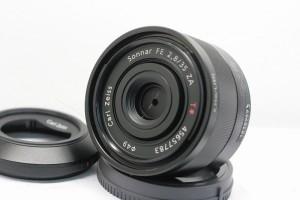 ソニー Sonnar FE35/2.8 ZA