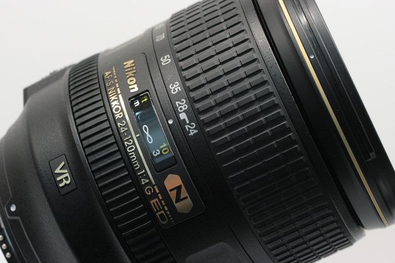 ニコン AF-S 24-120/4G ED