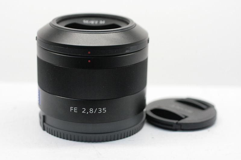 SONY Sonnar FE35/2.8ZA