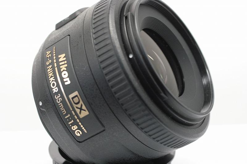 ニコン AF-S DX 35/1.8G