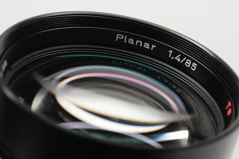 Planar 85/1.4