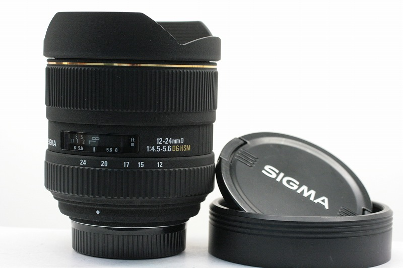 SIGMA AF12-24/4.5-5.6 DG HSM