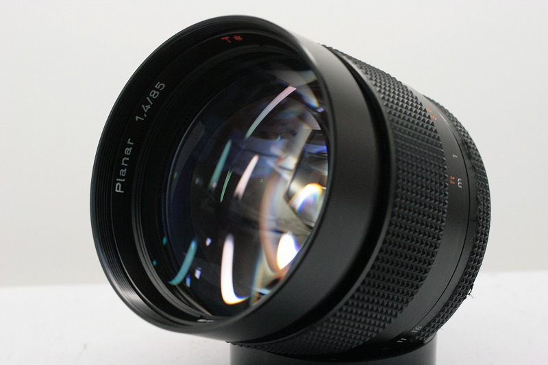 Carl Zeiss  Planar 85/1.4