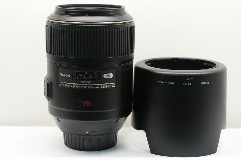 Nikon AF-S Micro 105/2.8G ED