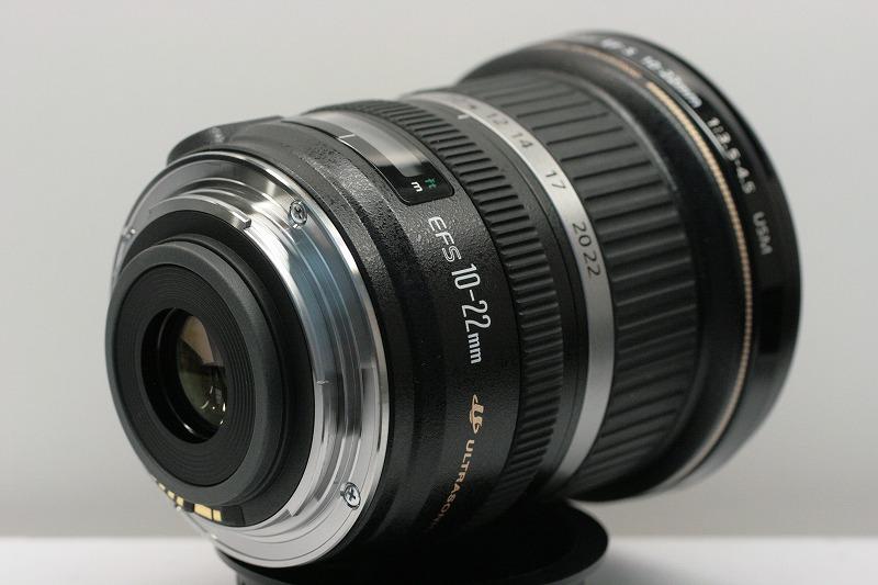 Canon  EF-S 10-22/3.5-4.5 USM