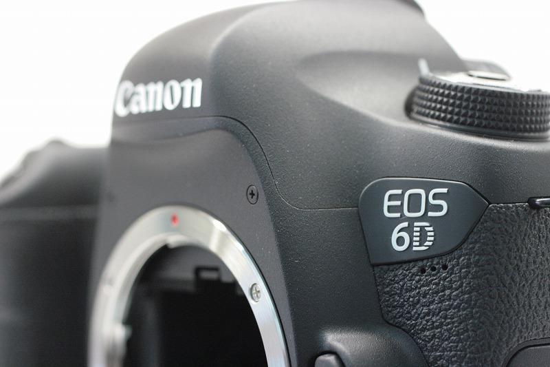 キヤノン EOS 6D