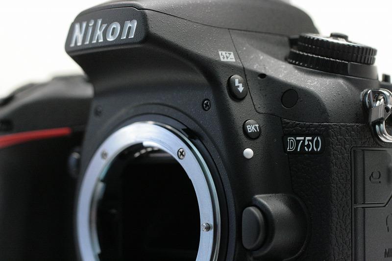 二コン D750