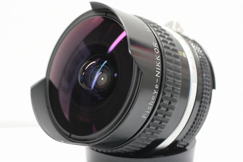 Nikon Fisheye-NIKKOR AI-S 16/2.8
