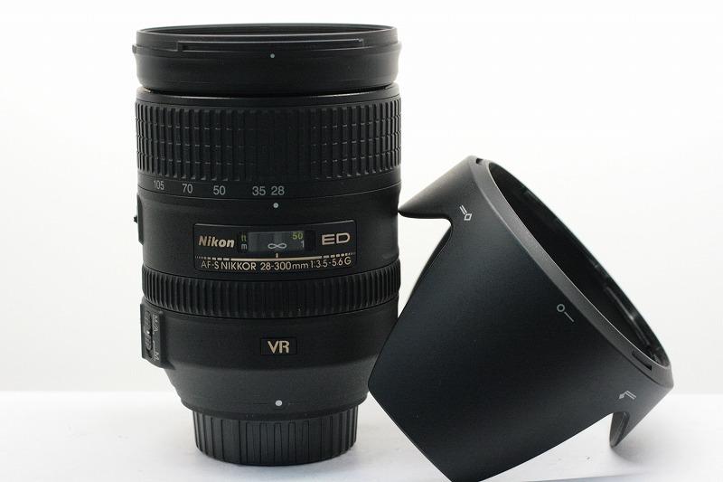 Nikon AF-S VR ED 28-300/3.5-5.6G
