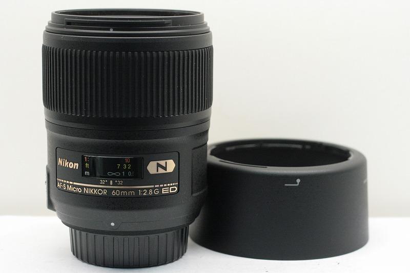 Nikon AF-S Micro 60/2.8G ED