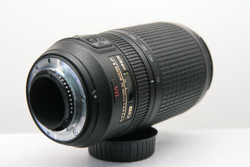AF-S VR70-300/4.5-5.6G ED