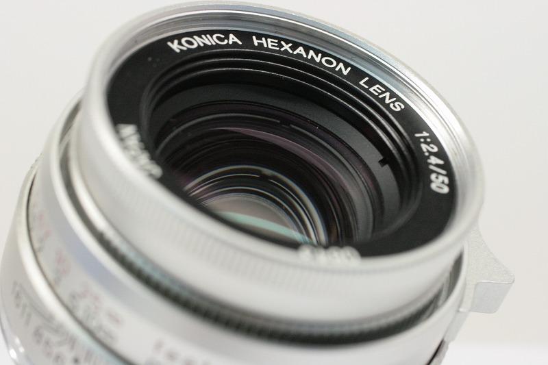 コニカ HEXANON L50/2.4