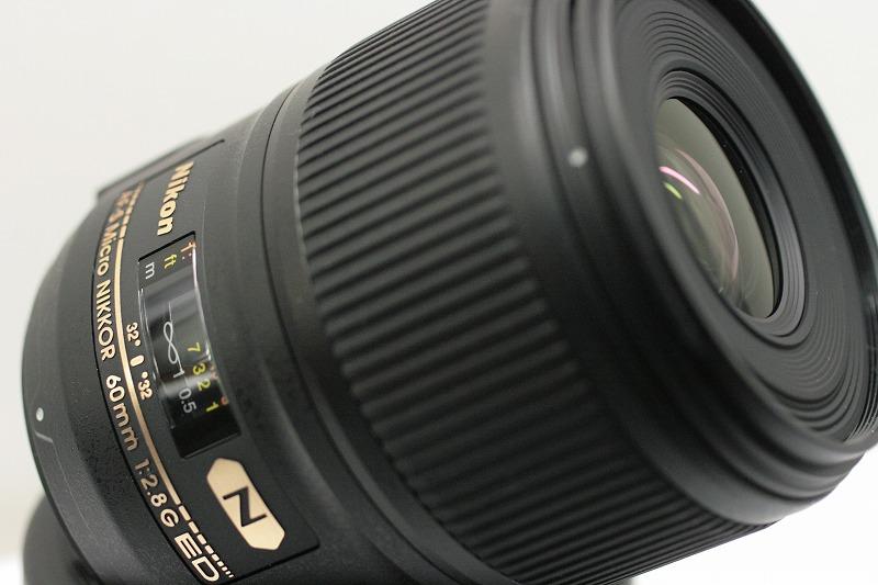 ニコン AF-S Micro 60/2.8G ED