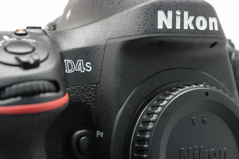 ニコン D4S