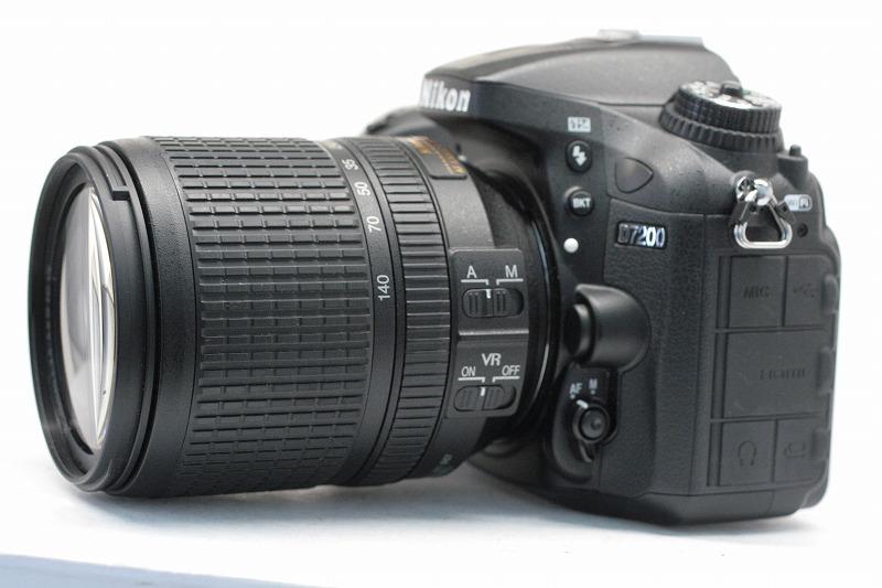 Nikon D7200 AF-S18-140 KIT