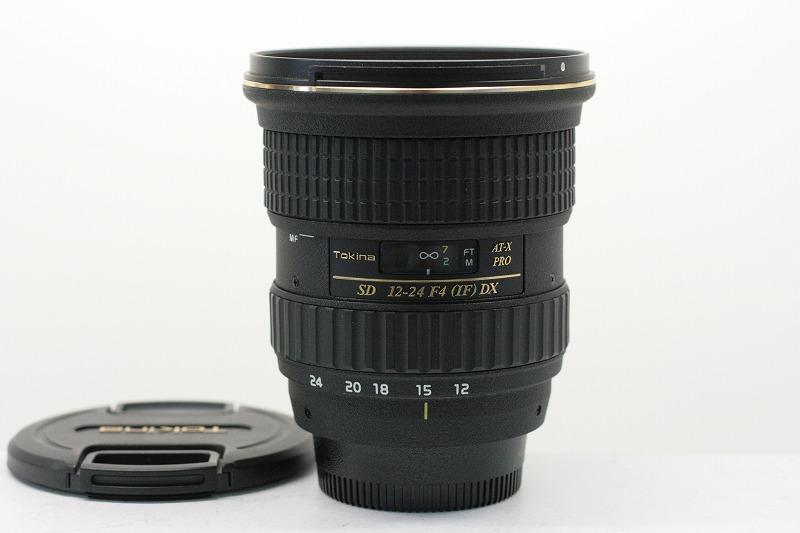 Tokina SD12-24/F4 DX
