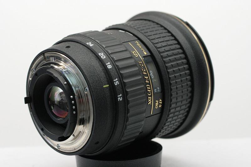 Tokina SD12-24/F4 DX Nikon